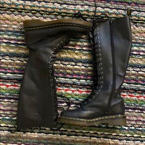 Dr. Martens High Boots